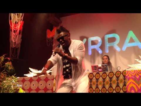 Allone concert live (Malmo syrran) 2015 Togo music
