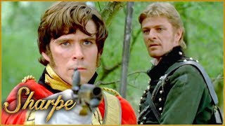 Sharpe Confronts Lord Rossendale | Sharpe