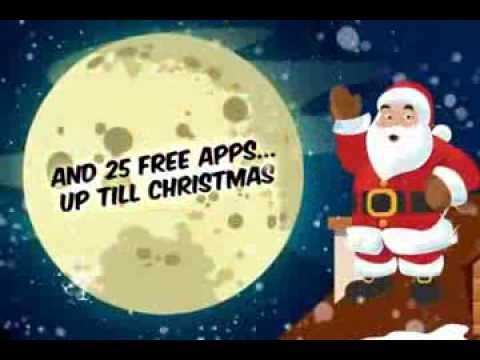 Advent 2013 : 25 Christmas Apps On Your Smartphone