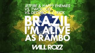 JETFIRE & Happy Enemies vs. Twoloud vs. Deorro & J-Trick - Brazil I