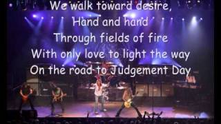 Whitesnake - Judgement Day [[Lyrics]]