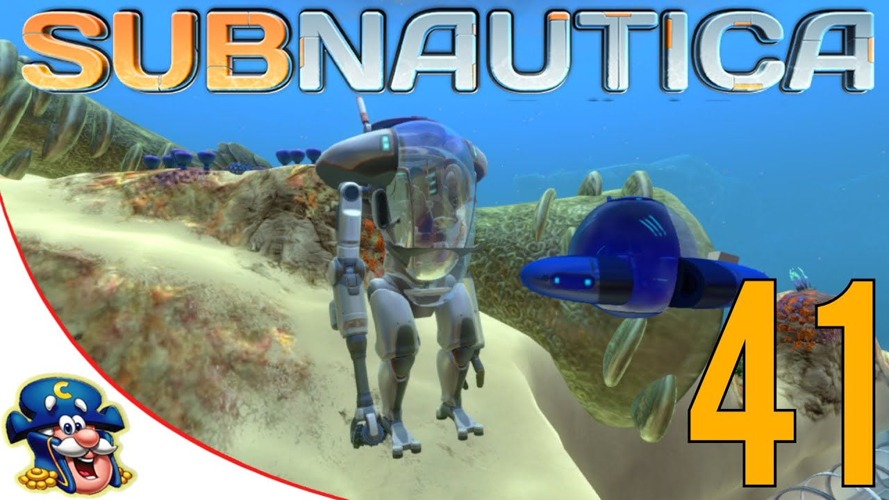 subnautica how to build seamoth