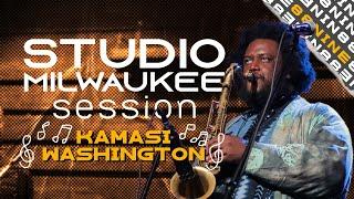 Скачать KAMASI WASHINGTON Full Session