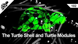 LAN Turtle 102 - The Turtle Shell and Turtle Modules