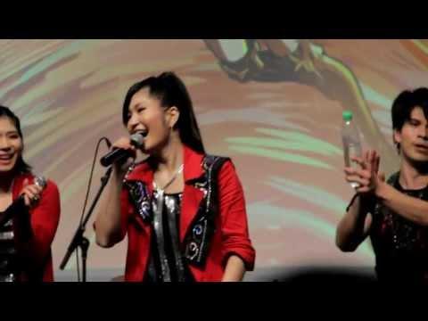 CF 2012 Bless4 Concert - Kimi No Shinwa And Yumetsumugi
