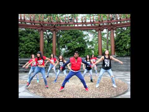 run run iddarammayilatho dance by Master paul