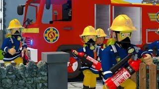 Fireman Sam full episodes HD | Fireman Elvis faces his biggest fear - Best of Season 7 | Kids Movie