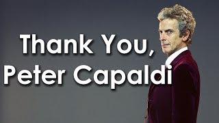 Thank You, Peter Capaldi