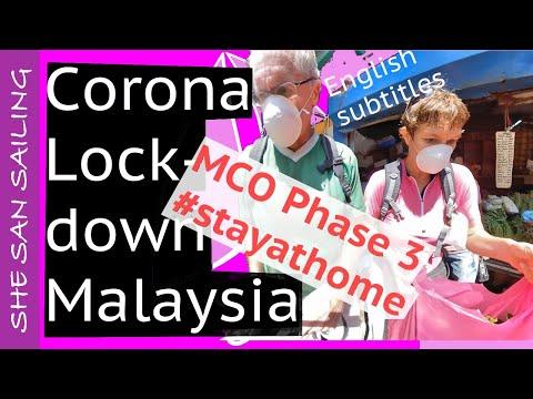 Corona Lockdown in Malaysia - Ep 2 (MCO Phase 3)