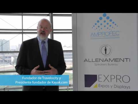 Terry Jones - Fundador de Travelocity y Kayak.com