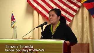 54th Tibetan Women's Uprising Day RTWA-MN