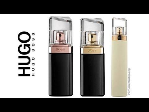 8cdc2fb61ae60 Hugo Boss - Nuit Pour Femme Intense Perfume - YouTube