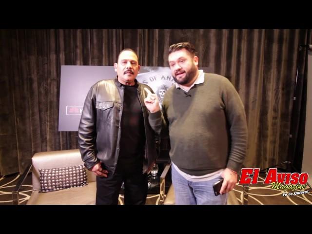 Entrevista con Emilio Rivera de Sons of Anarchy En Español