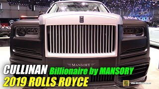 2019 Rolls Royce Cullinan Billionaire by Mansory - Exterior and Interior Walkaround