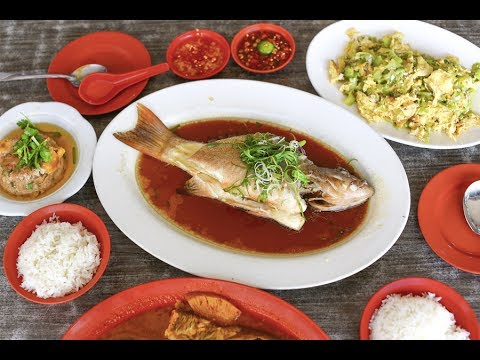 Zai Shun Curry Fish Head – Excellent Steamed Fish At Jurong East, With Michelin Bib Gourmand