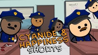 Gun Fight - Cyanide & Happiness Shorts
