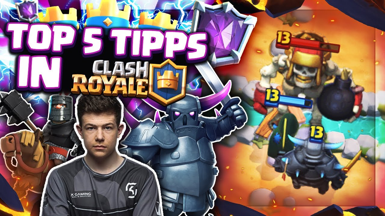 Clash Royale Tipps
