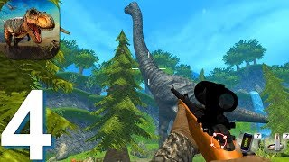 Dino Hunter King - Gameplay Walkthrough Part 4 All Levels 31-38 (Android, iOS Gameplay)