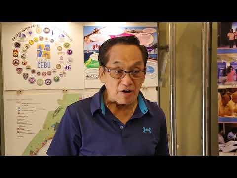 MEGA CEBU Pwede Kaayo - Talisay Mayor Eduardo Gullas