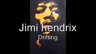 Jimi hendrix (rare jam) drifting