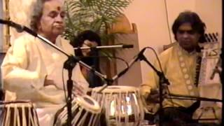 Pandit Sharda Sahai- Tabla Master of the  Benares Gharana
