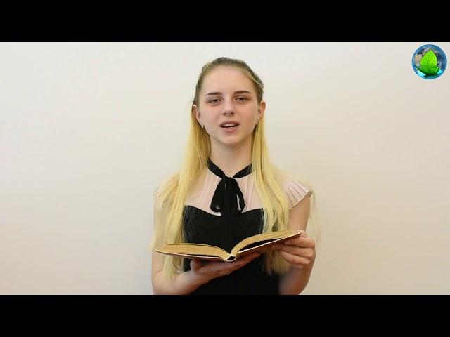 Изображение предпросмотра прочтения – ВикторияКлимова читает произведение «Я берег покидал туманный Альбиона» М.И.Цветаевой