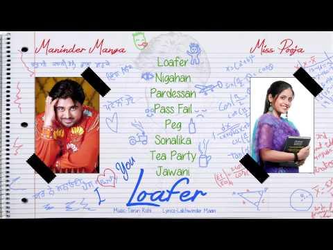 Maninder Manga & Miss Pooja | Entire Album | Nonstop Brand New Songs 2014