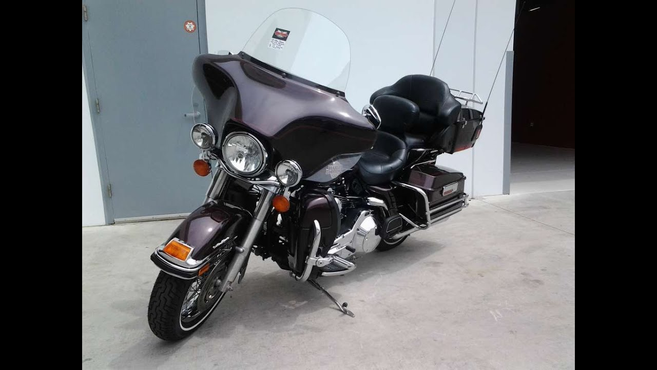used 2005 harley davidson flhtcui ultra classic electra glide for sale [ 1280 x 720 Pixel ]
