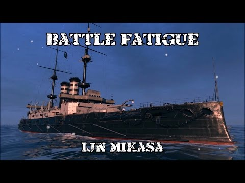 World of Warships - IJN Mikasa - The ship you love to hate! (Svenska)