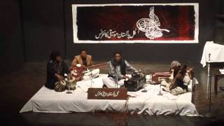 Ustad Shahid Ali Khan and Ustad Ghulam Hyder Khan - Kheyal