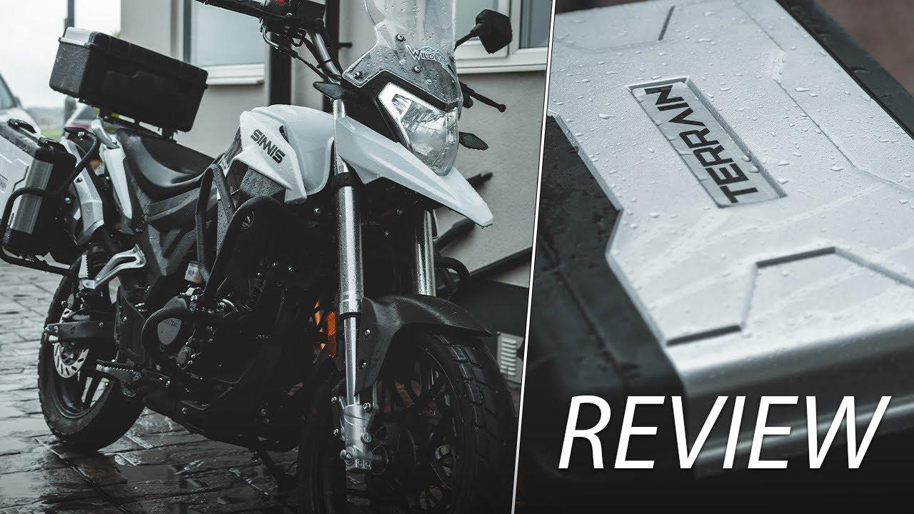 Sinnis Terrain 125 Review | The Beginners Touring Bike!