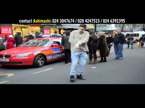 Ashimashi (Lorgorligi) White Man Dancing...