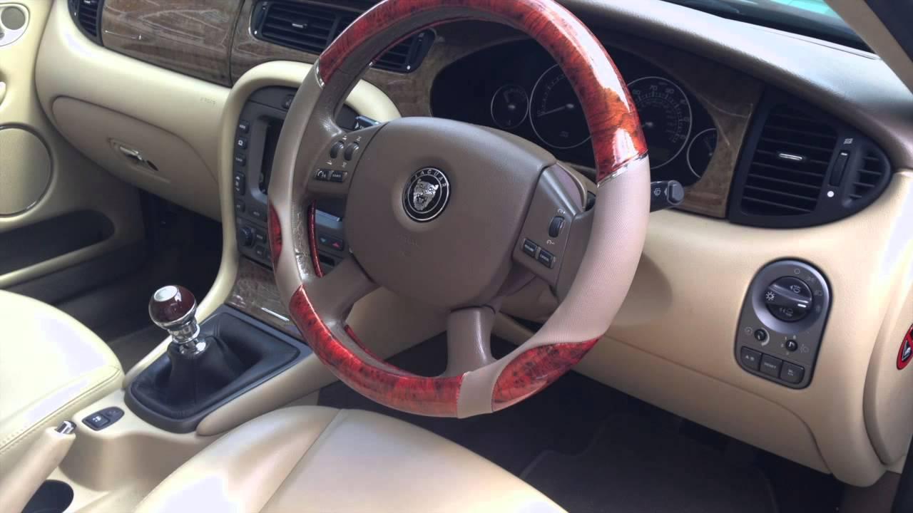 Jaguar x type accessories