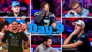 6 Players Left in the 2018 WSOP Main Event!