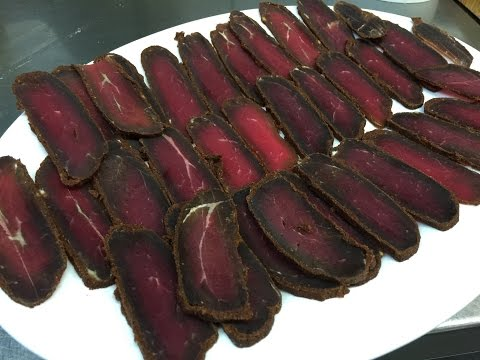How To Make Pastirma/Basturma (Cured Beef)