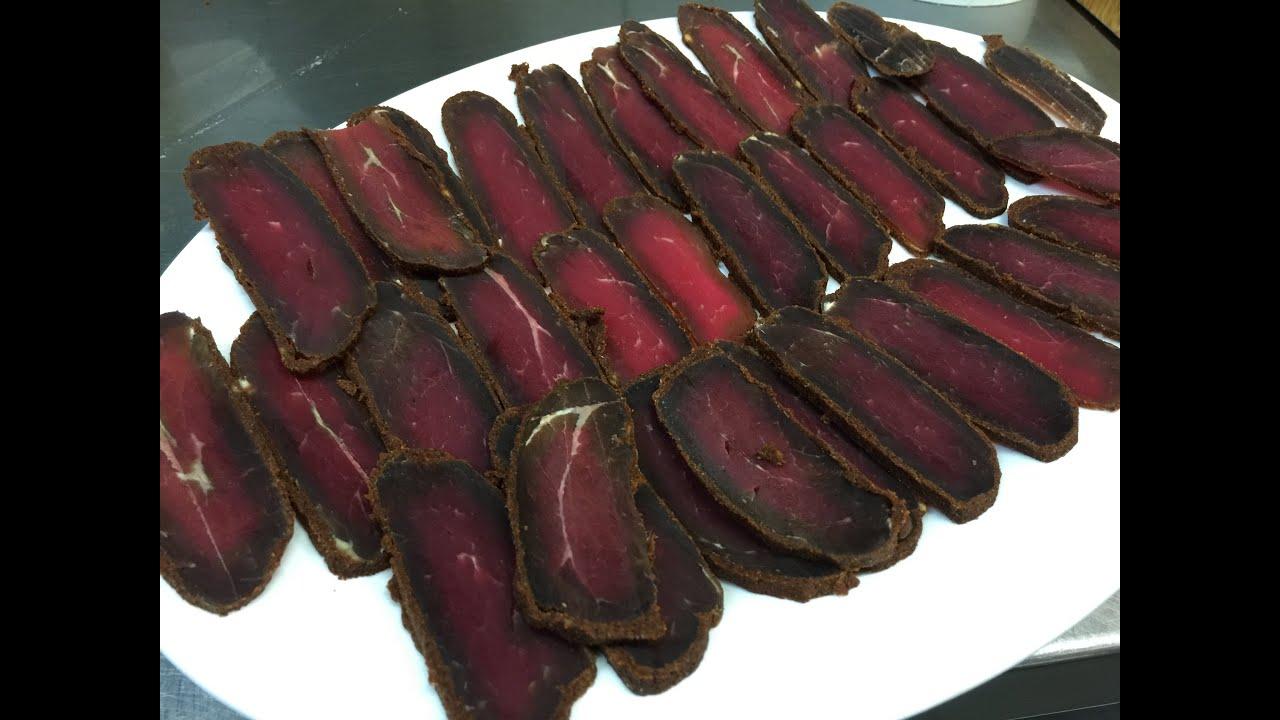 Beef basturma at home 30