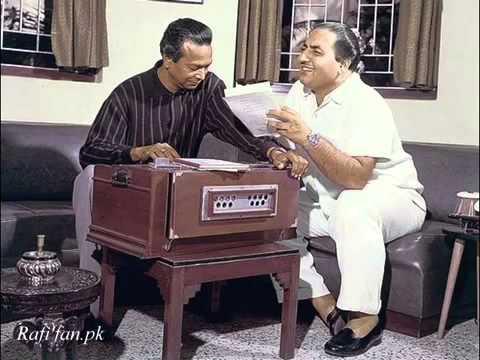 4 Rerecorded By Naushad   O Dunya Ke Rakhwale   Muhammad Rafi 2