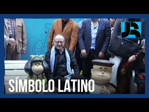 #4 Mafalda / De Quino from YouTube · Duration:  4 minutes 30 seconds