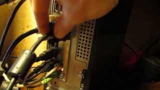 Как подключить телевизор к компьютеру через HDMI и VGA(Как подключить телевизор к компьютеру через HDMI и VGA Подробно: http://youpk.ru/kak-podklyuchit-televizor-k-kompyuteru-cherez-hdmi-i-vga/, 2014-02-12T18:02:38.000Z)