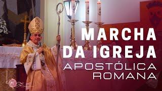 Marcha da Igreja Apostólica Romana | Missa Solene de Ordenação | Ig. N. Sra. do Carmo | Cantora BH