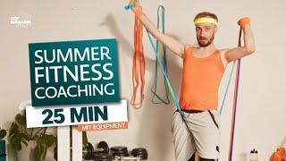 Full Body Workout für Beginner (Part 2)