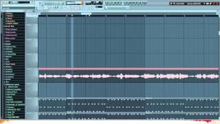 FL Studio Uplifting Trance Быстрое создание аранжировки подгонка акапеллы