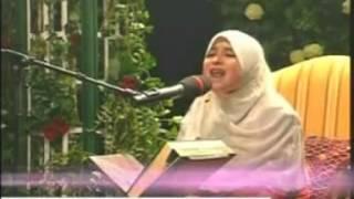 Somaya Abdul Aziz Eddeb   Surat Al Alaq