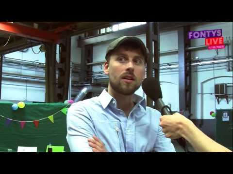 Interview Tourist LeMC - Fontys Live @ Mundial