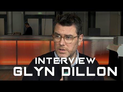 Comic Con Paris 2017 : l'Interview de Glyn Dillon