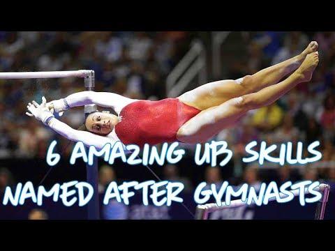 Gymnastics - 6 Amazing UB Skills Named After Gymnasts