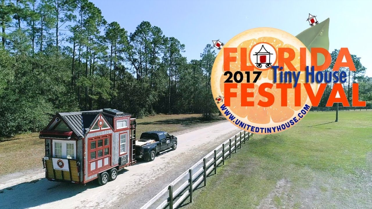 Worldu0027s LARGEST Tiny House Event // Florida Tiny House Festival 2017