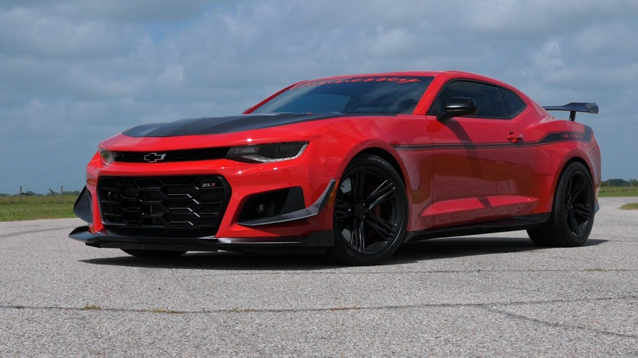 The Exorcist Zl1 1le Camaro In Action Youtube