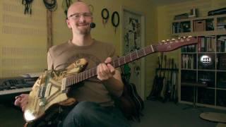GearGossip Spalt Totem Guitar Review (yeah!)