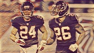 Devonta Freeman & Tevin Coleman Highlights   2016-17 NFL Highlights HD